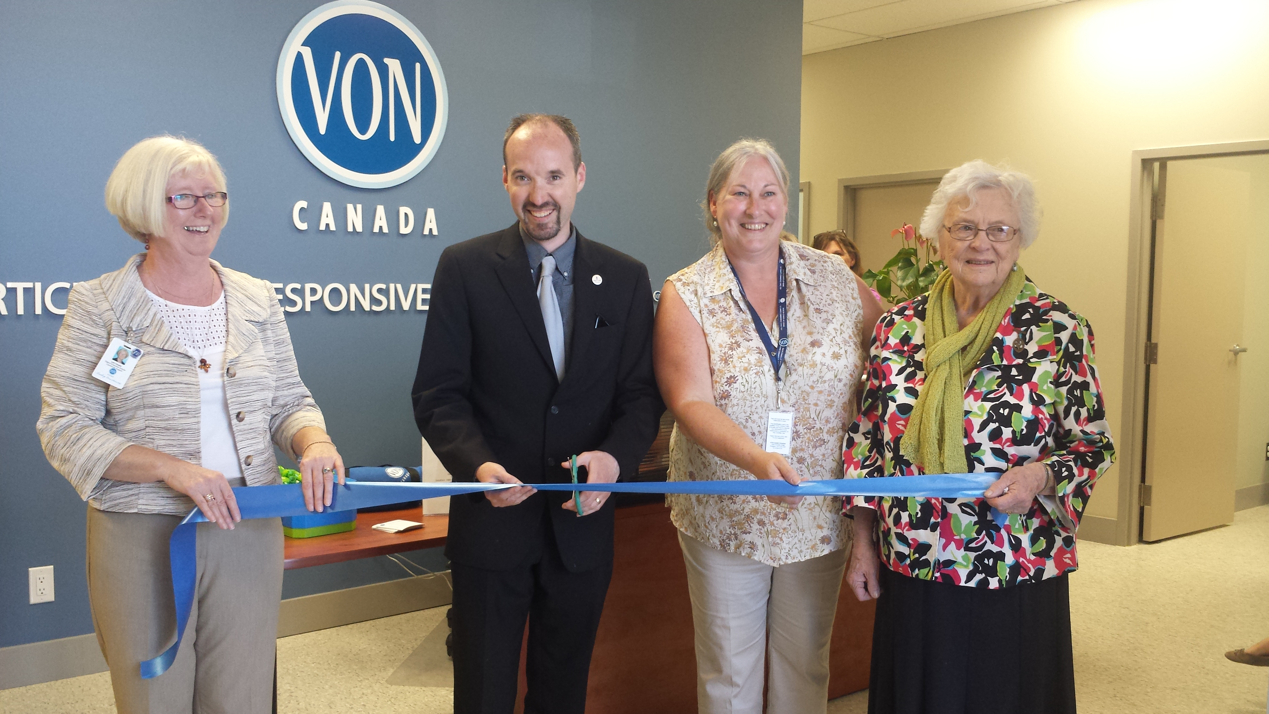 VON office opening - May 21 2015