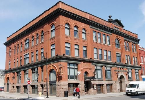 British Whig building