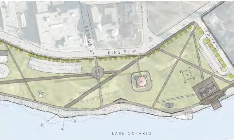Macdonald Park - Waterfront Master Plan