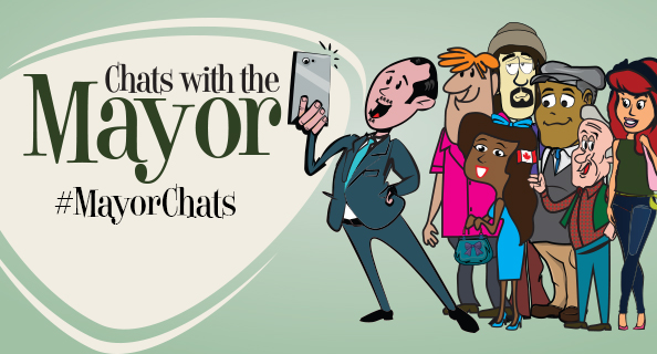 Kingnet - Chats With Mayor