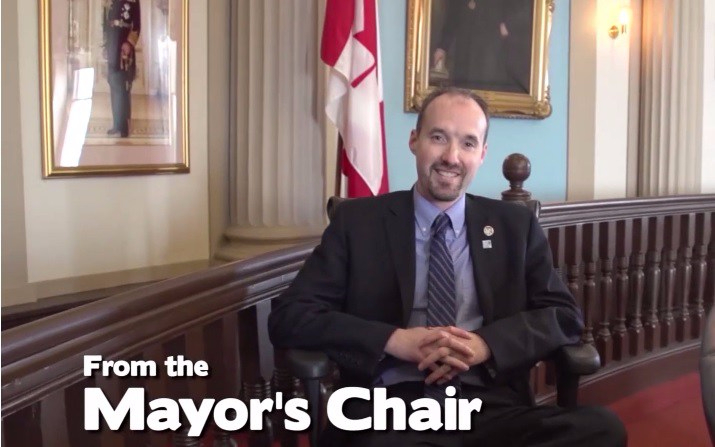 From the Mayors Chair