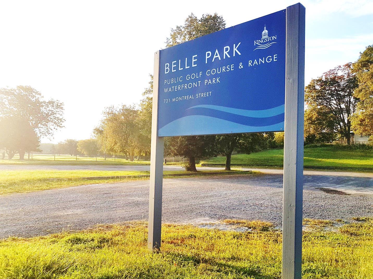 Belle Park Final