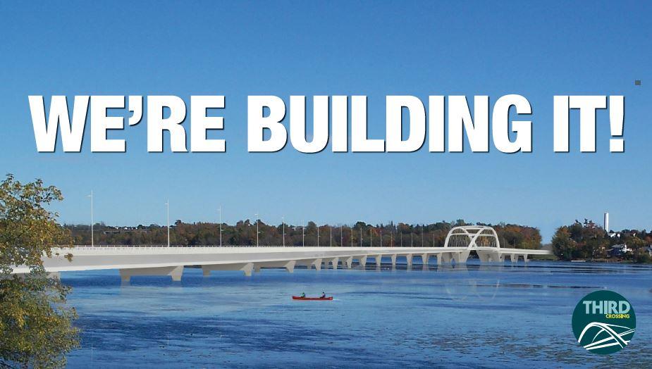 TC We're Building It